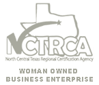 Women Owned Business Enterprise - NCTRCA certified construction estimating firms